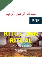 Ritus Dan Ritual