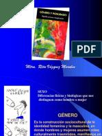 Género y Posgrado. Rita Vázquez M.
