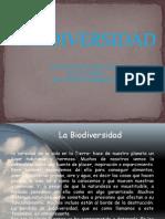 Presentación BODIVERSIDAD