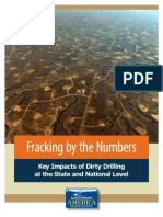 Fracking by the Numbers