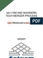 45503819 Satyam and Mahindra Tech Merger Process