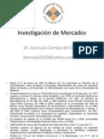 InvestigaciónDeMercadosJLCornejoENE2010
