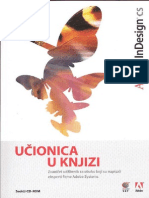InDesign-Ucionica u Knjizi