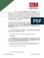 Preguntas Pleno-24-09-2012-Concejal ASOCIACIÓN RURALTER DE LA SERRANÍA