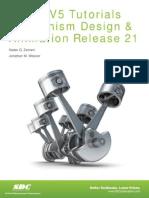 CATIA V5 Manuals - Mechanism DesignC