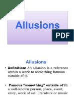 allusions student copy