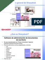 Descripción general de Sharpdesk-A4
