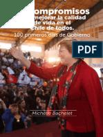Michelle Bachelet -  50 Compromisos