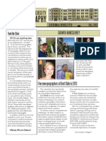 Kent State Department of Geography Newsletter