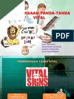 Pemeriksaan Tanda-tanda Vital