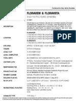 1374 flora v fact sheet oct 1  2013