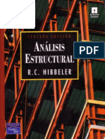 Análisis Estructural - R. C. Hibbeler (3ra Edición)
