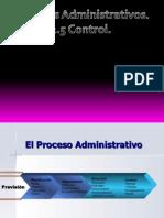 2.5 Control Procesos de Adm