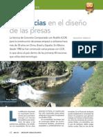 Concreto y Cementos en el diseño de presas