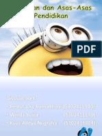 Landasan dan Asas-Asas Pendidikan ppt.pptx