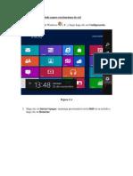 Iniciar Windows 8 en Modo Seguro Con Funciones de Red