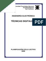 Tecnicas Digitales I