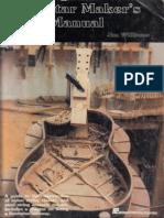 Luthier - Guitar - j Willians - A Guitar Makers Manual - Guitarcraft - 1990