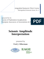 Seismic Amplitude Interpretation Distinguished Instructor Short Course