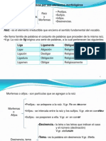 Elementos morfológicos de las palabras-FMM-2012-2013 (Unidad 2-2)