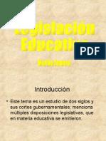 Legidlacion Educativa-const Poli- Martha Zamora