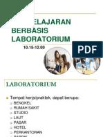 Pembelajaran Berbasis Laboratorium (Bu Lise)