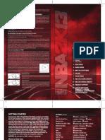 NBA 2K13 PSP Manual Digital
