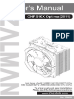 Manual-CNPS10X Optima2011 ENG