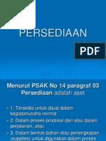 Persediaan (Pp)