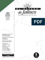 Acuerdo Las Reglas de Conducta Para Las Escuelas de Educacion Basica Del Estado de Jalisco