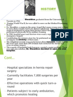 Shouldice Hospitals Canada
