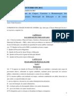 LEI 5623-Plano de Cargos Da SME