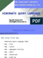 20. Hibernate Hibernate Query Language