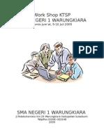 Workshop Penyusunan KTSP