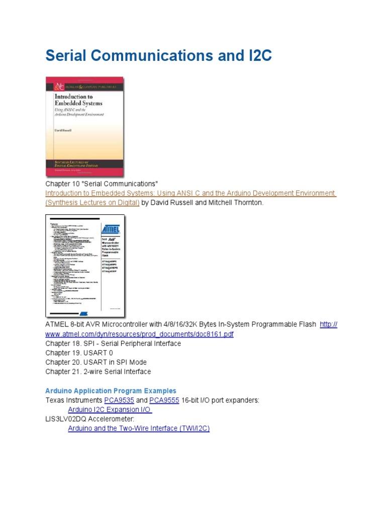 09_I2C Serial Communicationsm | Data Transmission
