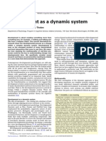 Development as a Dynamic System-Smith and Thelen