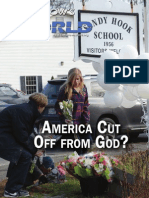 America Cut Off From God