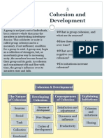 5 Cohesion and Development 2013