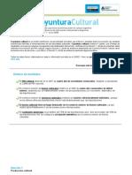 Generación de Ingresos por Industrias Culturales en Argentina