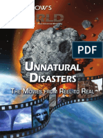 Unnatural Disasters the Movies From Reel to Real