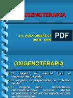 Oxigenoterapia.alas Peruanas