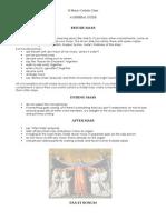 st marys catholic choir a general guide