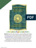 Bahishti Zewar - Vol 4, 5, 6 and 7 of 7