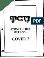 TCU Horned Frog Defense - 57 Pages 1