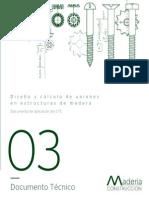 80353301 Calculo Uniones Madera PDF