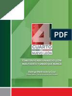 Cuarto Informe de Gobierno | Administración 2009-2015 | Gobierno del Estado de Nuevo León