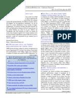 Hidrocarburos Bolivia Informe Semanal Del 13 Al 19 de Julio 2009