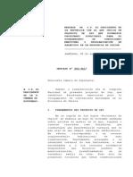 Proyecto Ley Palafitos