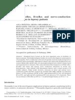 Blink Reflex, H-Reflex, & NCS in Leprosy