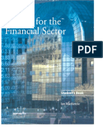 Ian MacKenzie English for the Financial Sector